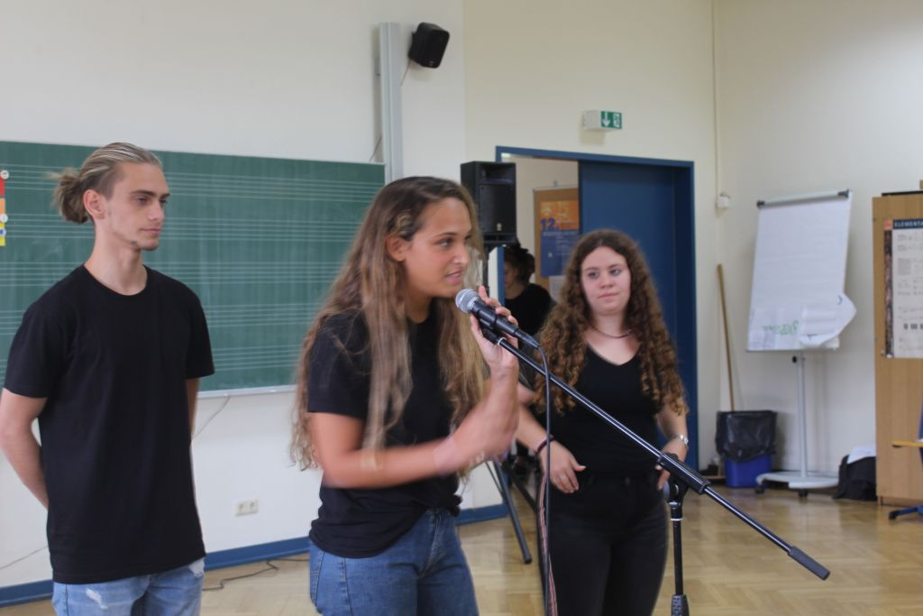 Trilateraler Jugend Theaterworkshop 4