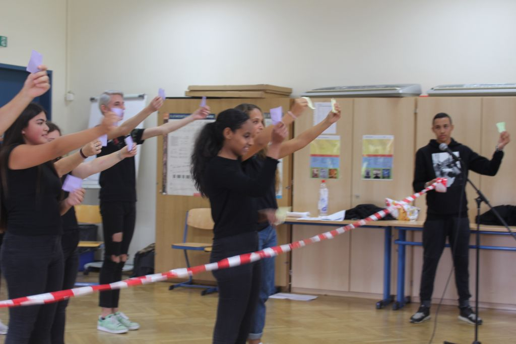 Trilateraler Jugend Theaterworkshop 6